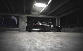 Picture tuning, nissan, black, black, Nissan, jdm, 240sx