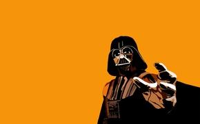 Picture treatment, star wars, Darth Vader