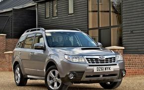 Picture England, Subaru, UK, Jeep, Japan, Car, Auto, Subaru, Wallpapers, SUV, The English version, UK-Spec, Forester, …
