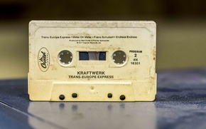 Picture macro, music, background, cassette