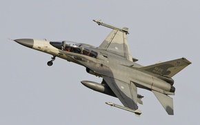"""Picture fighter, flight, multipurpose, supersonic, """"Ching-Kuo"""", AIDC F-CK-1, Taiwan"""