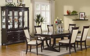 Picture flowers, furniture, interior, vase, living room