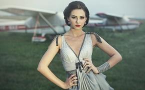 Picture girl, Romanian model, Marcan Danielle