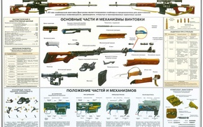 Picture poster, rifle, sniper