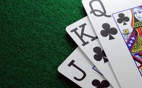 Picture Card, gambling, Poker