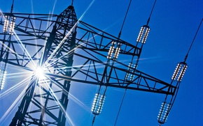 Picture wire, Power lines, energy, voltage, translation, services