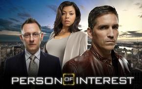 Picture Michael Emerson, Michael Emerson, Taraji P. Henson, James Caviezel, Person Of Interest, James Caviezel, In ...