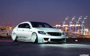 Picture car, tuning, tuning, Lexus, stance, Lexus GS300