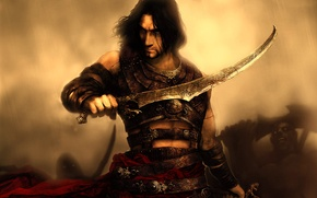 Wallpaper battle, Prince of Persia, prince of persia