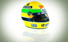 Picture sport, helmet, formula 1, Brazil, formula 1, brazil, Ayrton Senna, Ayrton Senna, pearls