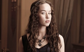 Picture promo, Reign, Kingdom, Anna Popplewell