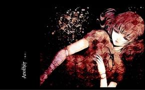 Picture void, head, hands, art, puppet, another, Other, Izumi Akazawa, Ishii Yuriko