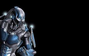 Wallpaper cyborg, mortal kombat 9, sub-zero, cyber
