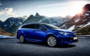 Picture Toyota, Toyota, universal, 2015, Avensis, Touring Sports, avensis