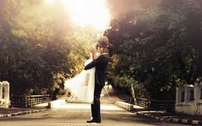 Picture the bride, wedding, the groom, Karen Abramyan, Wedding story