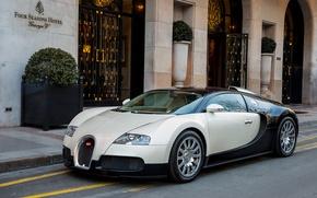 Picture veyron, bugatti, hotel
