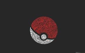 Picture ball, ball, pokemon