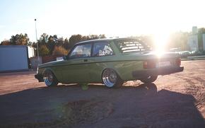 Picture volvo, Volvo, 242