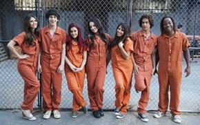 Picture Victoria Justice, Ariana Grande, Victorious, Daniella Monet, Elizabeth Gillies, Avan Jogia, Matt Bennett, Victorious, Leon …