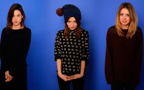 Picture Emily Browning, Sundance film festival, Astrid Berges Frisbey, Hannah Murray