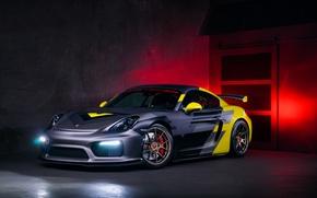 Picture Vorsteiner, tuning, cayman, Porsche GT4