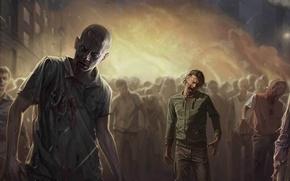 Picture Zombies, Hammerpoint Interactive, Infestation Survivor Stories, Arktos Entertainment Group