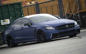 Picture CLS, Mercedes, tuning, Wald, Black Bison
