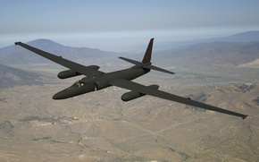 Picture flight, scout, strategic, tall, Lockheed U-2, «Dragon Lady»