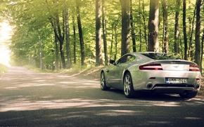 Picture Aston Martin, Aston, martin, vantage