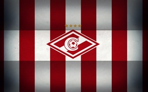 Picture Spartacus, Spartak, Spartakmoskva, Moscow, red-white, strip, Moscow, obsportal, logo