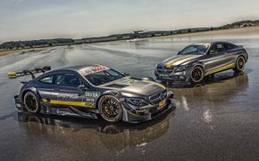 Picture Cope, Mercedes-Benz, 2014, AMG, C 63, C-Class, Mercedes, DTM, AMG, C205