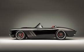 Picture Roadster, convertible, chevrolet, 1962, corvette c1, brembo