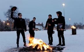 Picture group, rock, rock, Patrick Stump, Fall out boy, Andrew John Hurley, Peter Wentz, Joseph Mark …