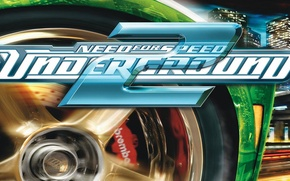 Picture Machine, Car, NFS, Game, Need For Speed, Underground 2