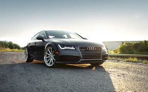 Picture Audi, Audi A7, car Wallpaper
