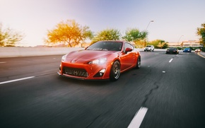 Picture subaru, road, toyota, jdm, tuning, speed, brz, gt86, scion, fr-s