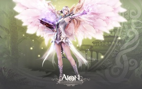 Picture wings, Aion, I love it, video game