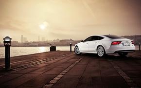 Picture car, Audi, promenade, rechange, audi a7, dejan sokolovski photography