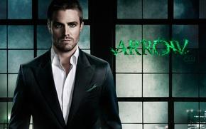 Picture the series, Arrow, Arrow