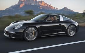 Picture 911, Porsche, Targa