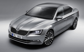Picture Superb, superb, 2015, Skoda, Skoda