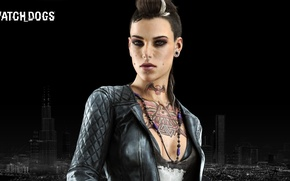 Picture Watch Dogs, Ubisoft Montreal, Clara Lille, hacker