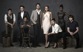 Picture The series, actors, Movies, Messengers, The Messengers