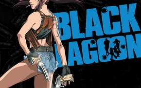 Picture Girl, Ruby, BlackLagoon