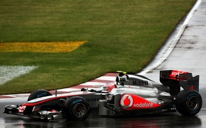 Picture McLaren, Canada, 2011, Jenson Button, Grand Prix of Canada, stud Casino