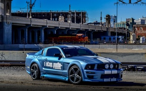Picture XIX, MUSTANG, FORD, X33, STREET
