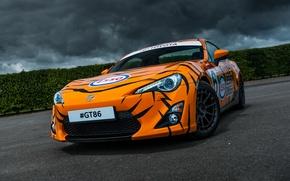 Picture Toyota, Toyota, GT86, 2015, Ultron Tiger Supra, Esso