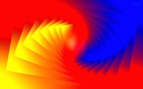 Picture light, line, pattern, color
