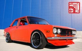 Picture Datsun, 510, 13B, Rotary