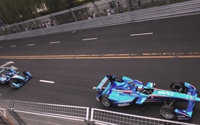 Picture Renault, The car, Electric, Formula E